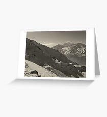 Around Every Corner, a Wondrous View Awaits Greeting Card