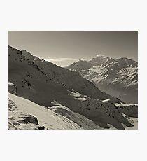 Around Every Corner, a Wondrous View Awaits Photographic Print