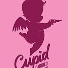 Cupid carried a gun by Rancano