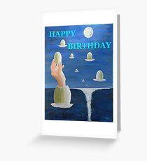 The Paradox, HAPPY BIRTHDAY Greeting Card