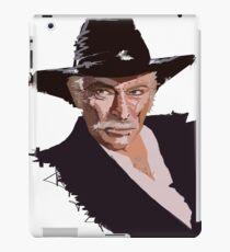Lee Van Cleef - without background iPad Case/Skin