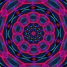 Psychedelic Circles by Scott Mitchell