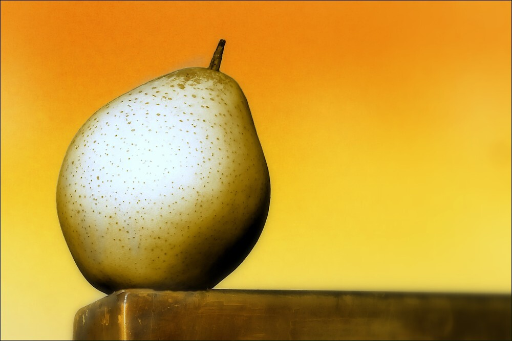 Pear of One by paintingsheep