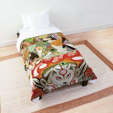 Okami HD cover Comforter