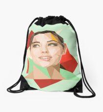 Soft edges Drawstring Bag