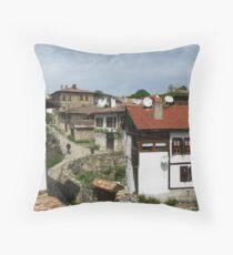 Yörük Village,Safranbolu. Throw Pillow