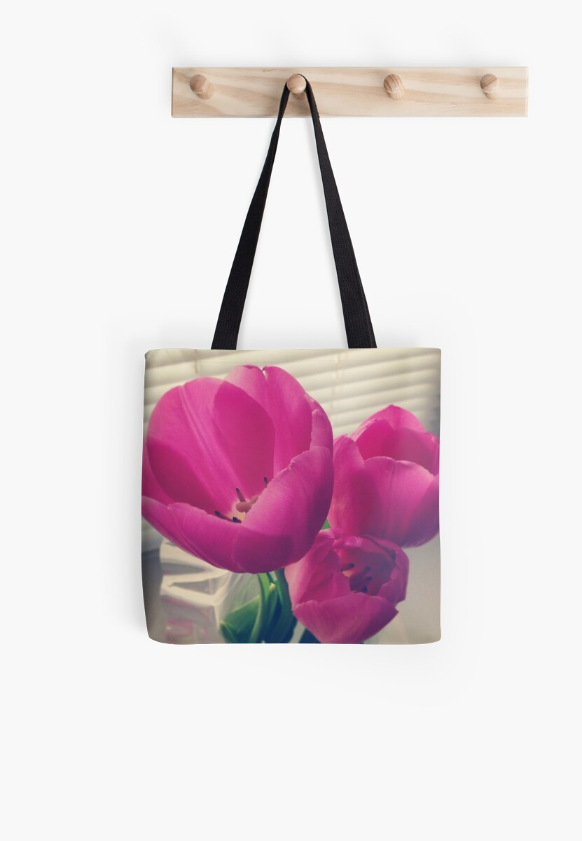 tender tulips flowers floral by laskaart