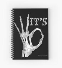 It's OK Spiral Notebook