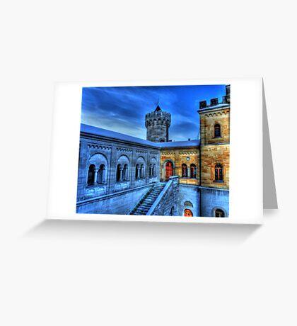 Neuschwanstein Nook Greeting Card