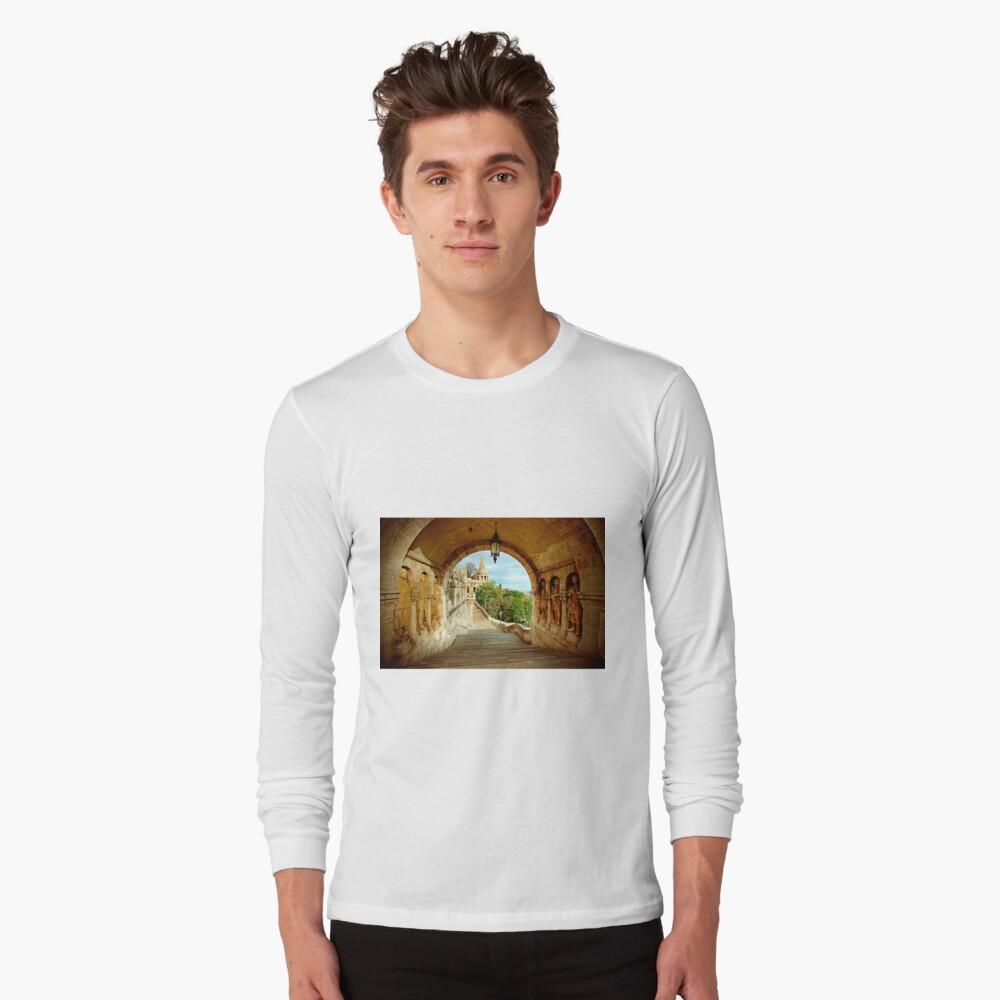 Fisherman's Bastion Long Sleeve T-Shirt