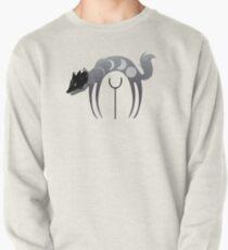 Fox's Moon Pullover Sweatshirt