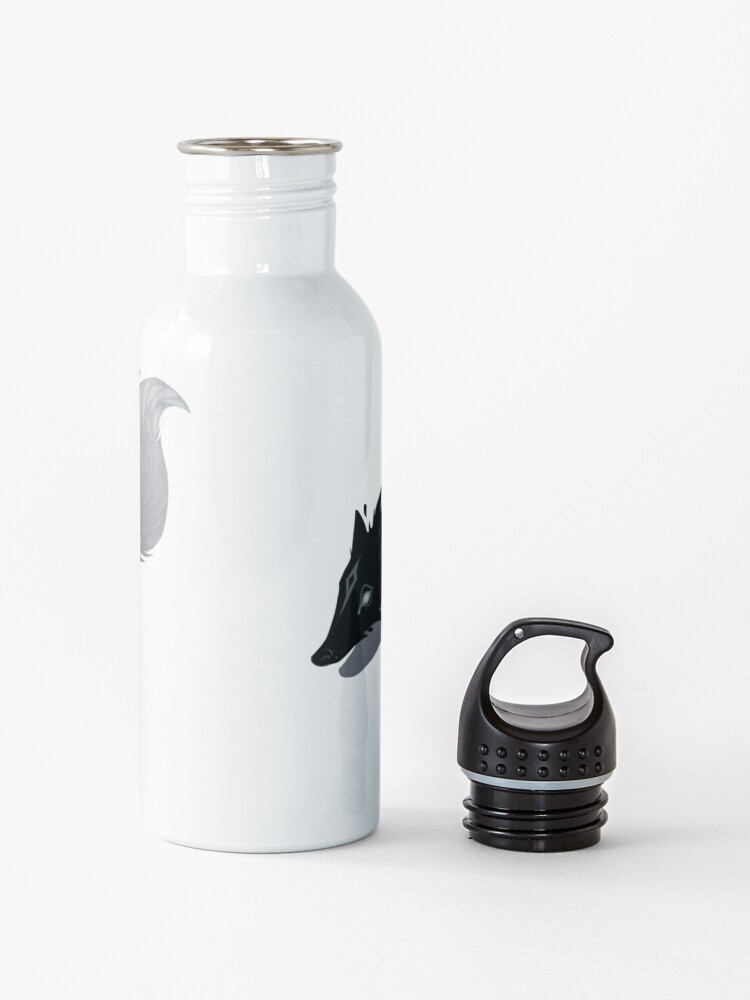 Alternate view of Fox's Moon Water Bottle