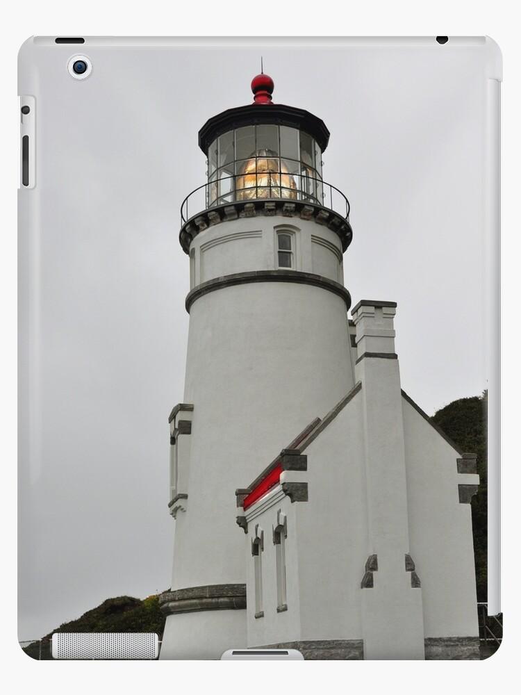 Heceta Head Lighthouse - Keep Us Safe by IMAGETAKERS