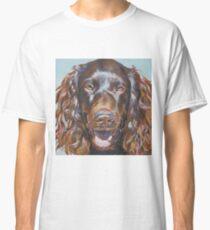 Boykin Spaniel Fine Art Painting Classic T-Shirt