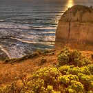 Rock Garden - The Twelve Apostles, The Great Ocean Road, Australia - The HDR Experience by Philip Johnson