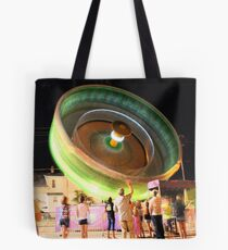 Carnival Roulette Tote Bag