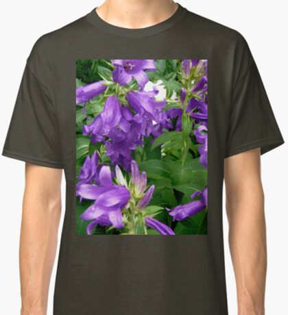 Purple flowers - All products Classic T-Shirt