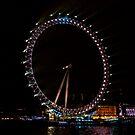 2011 New year London  by anihaa