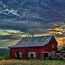 Tennessee sunset by lynell