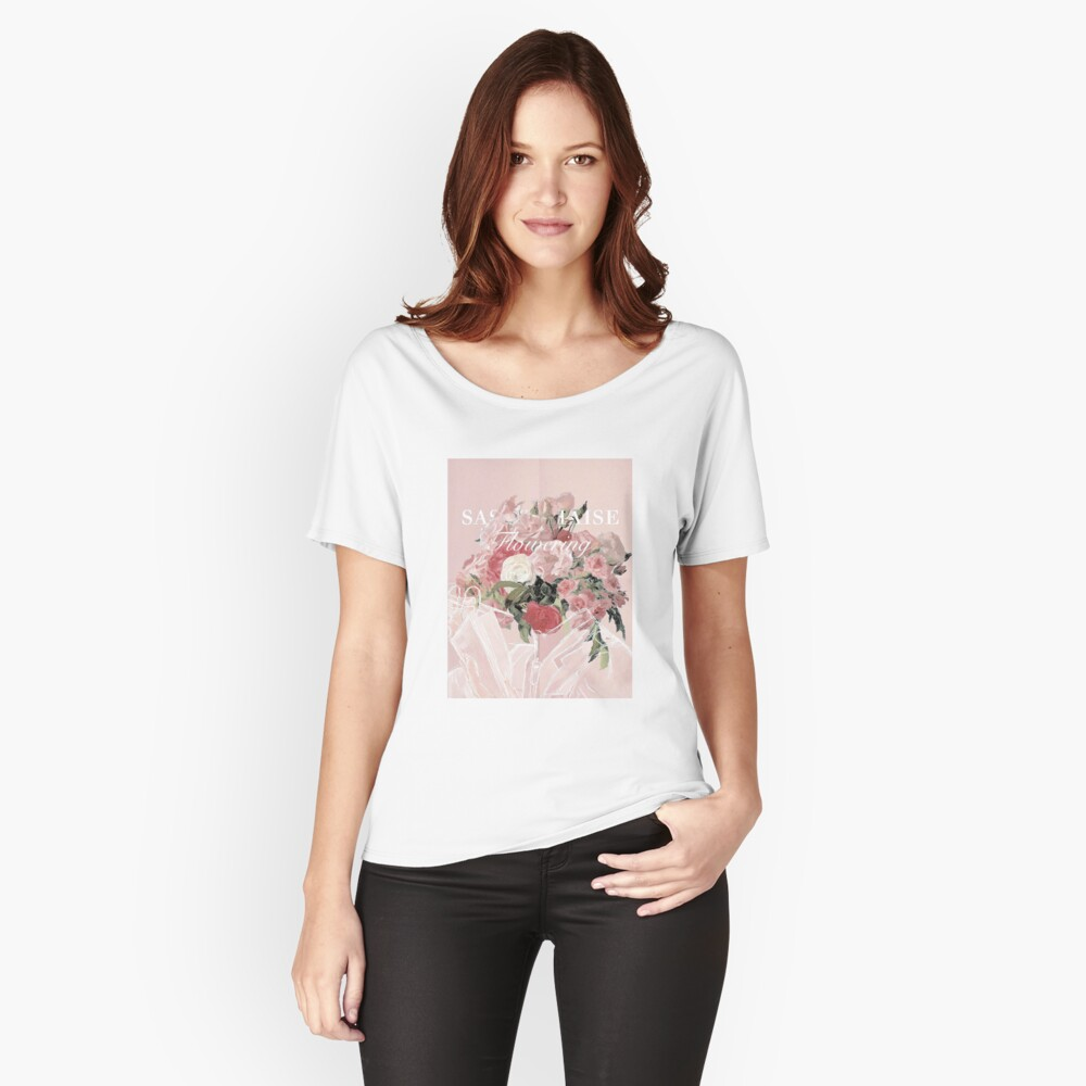 sasaki haise Women's Relaxed Fit T-Shirt Front