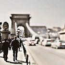 Love On Lion Bridge by Benjamin Sloma