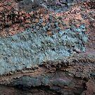 Volcanic Lava Flow by Joe Freemantle