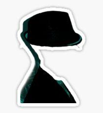 Man In Hat Sticker
