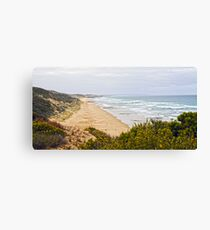Portsea Surf Beach Canvas Print