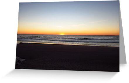 Oregon Coast Sunset by Zack Heistand