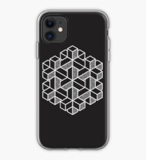 Impossible Shapes: Hexagon iphone 11 case