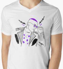 SAN T By ROX (Purple) V-Neck T-Shirt
