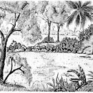 """Island Villa"" by im1happy"
