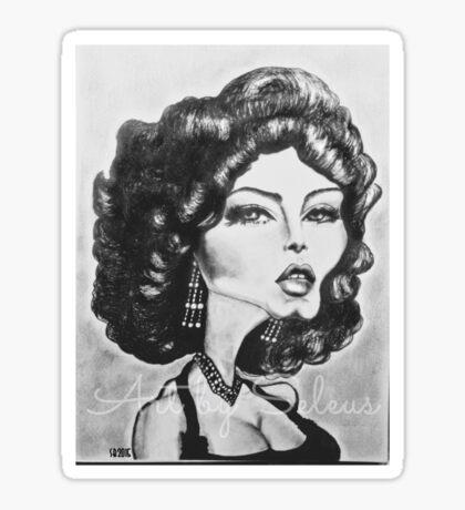 Ava Gardner  Sticker