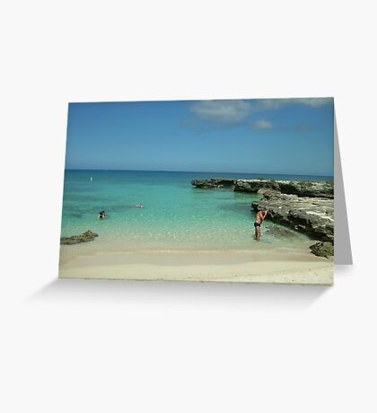 Slice of Paradise  Greeting Card