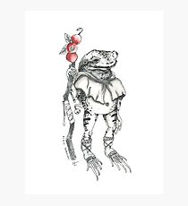 Guardian of the Bog Photographic Print