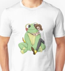 Harry's frog plushie Unisex T-Shirt