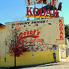 old kodak store front by Tracey Hampton