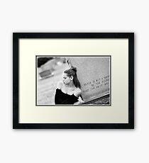 Rememberence  Framed Print