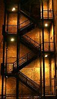Backstairs by Barbara  Brown