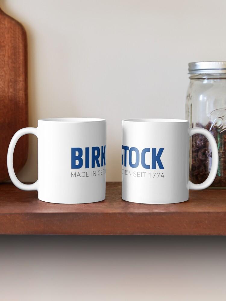 Birkenstock Sandalen Vintage Logo | Tasse