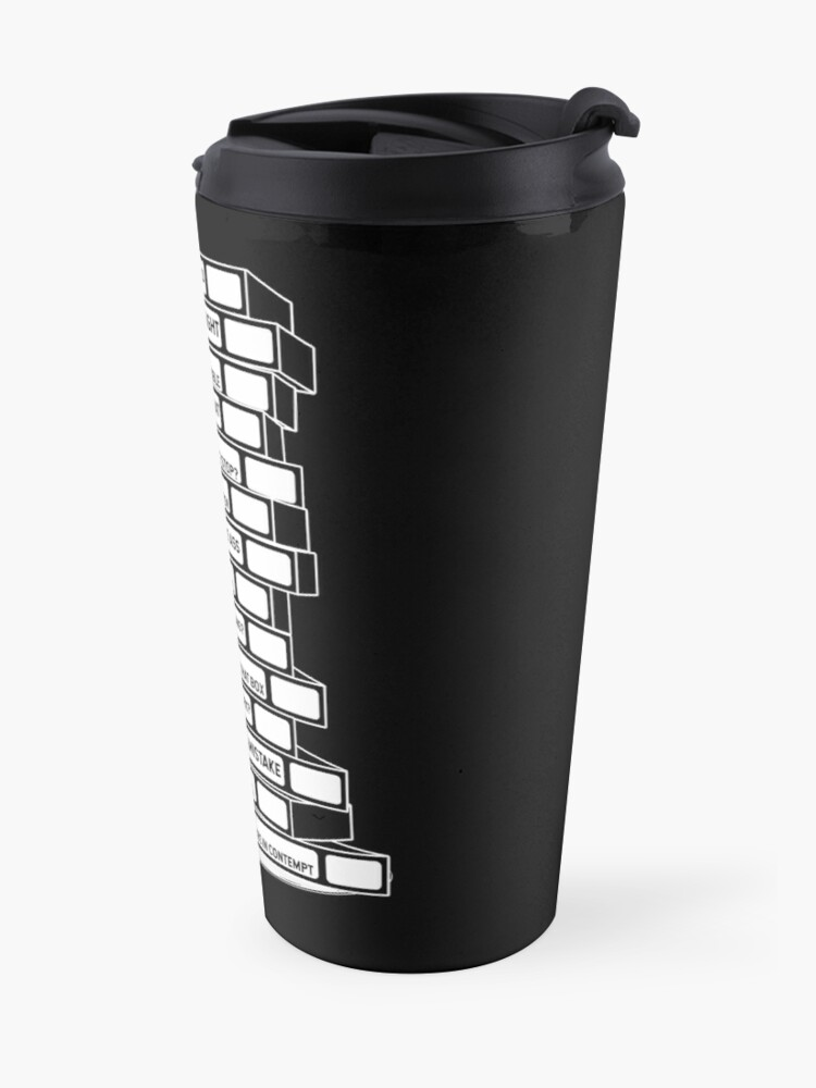 Alternate view of B'99 Sex Tapes Travel Mug