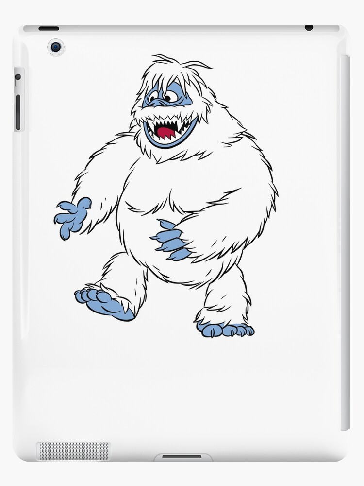 Rudolph The Red Nosed Reindeer The Bumble Monster Ipad Cases