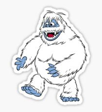 Rudolph the Red-Nosed Reindeer The Bumble Monster Sticker