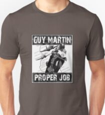 Guy Martin 'Proper Job' design T-Shirt