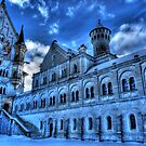 Neuschwanstein Knight's House by Luke Griffin