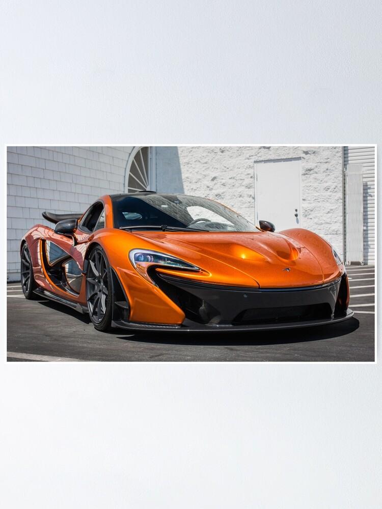 """McLaren 650s Car Auto Art Silk Wall Poster 24x36/"""""""