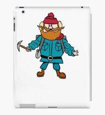Rudolph the Red-Nosed Reindeer Yukon Cornelius iPad Case/Skin