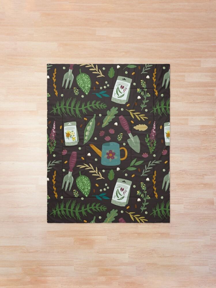 Alternate view of Garden tillage Comforter