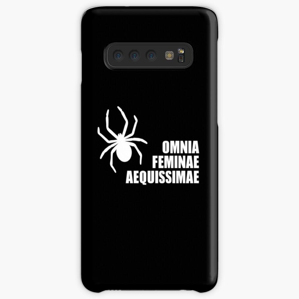 """Lady Hale"" Omina Feminae Aequissimae Samsung Galaxy Snap Case"