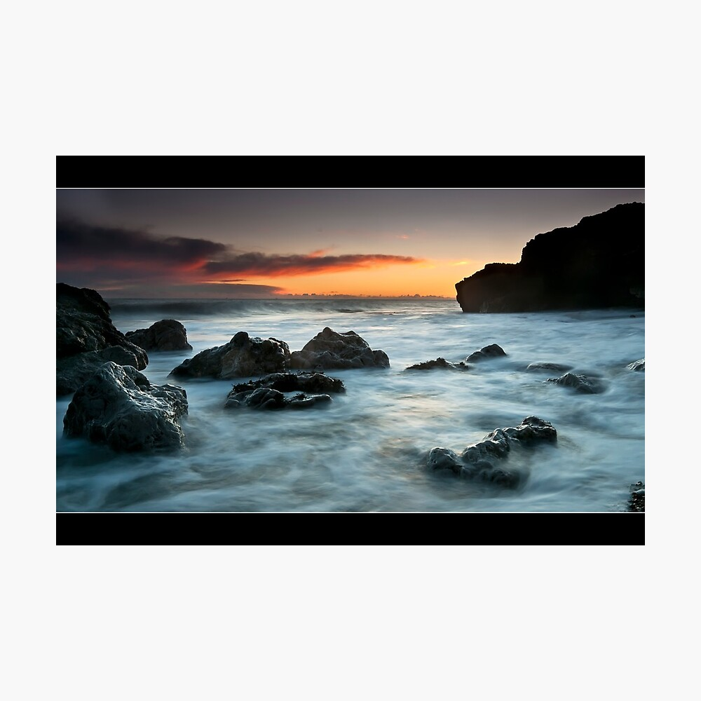 Rocky Morning Photographic Print